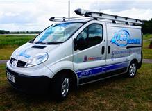 NCD Electrical van