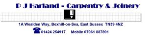 P J Harland Carpentry & Joinery