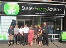 Team Sussex Energy Advisors