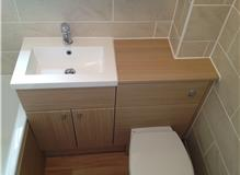 bathroom in wolvercote