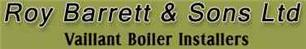 Roy Barrett & Sons Limited