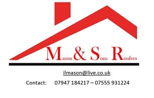 Mason & Sons Roofers