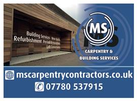 M S Carpentry & Building Services