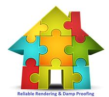 Reliable Rendering & Damp Proofing