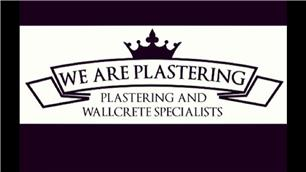 We Are Plastering