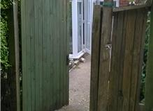Fencing and Gate replacement