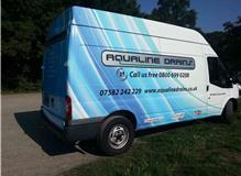 Look out for our vans in your area NOW
