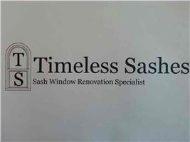 Timeless Sashes - Sash Window Renovation Specialist