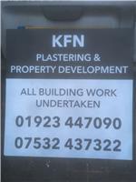 KFN Plastering & Property Development