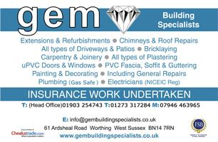 Gem Building Specialists Ltd