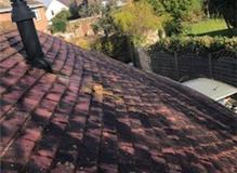 Revolutionary Roof cleaning