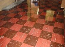 Asbestos Floor Tiles