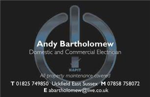 Bartholomews Electrical Ltd