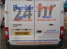Plumber Quick Van