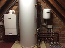 Unvented Cylinder and System Boiler