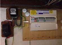 Consumer unit upgrade