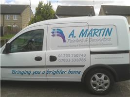 A Martin Painters & Decorators Swindon