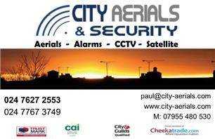 City Aerials & Security