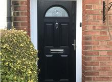 Bedfordshire door from the Sovereign Collection