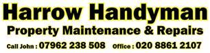 Harrow Handyman