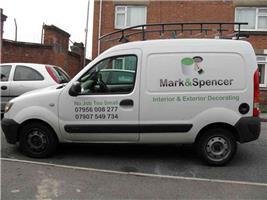 Mark & Spencer Decorating