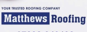 Matthews Roofing Services