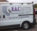 RAC Plastering Services