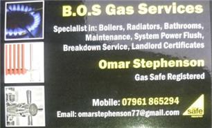 B.O.S Gas Services Limited