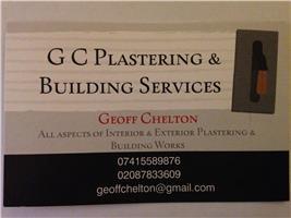 G C Plastering & Building Services