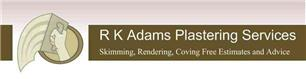 RK Adams Plastering Services