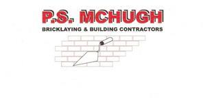 P S Mchugh Bricklaying