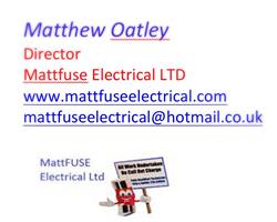 Mattfuse Electrical Ltd
