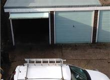 Flat Roof above garage in Canterbury