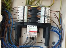 Installing a 3 Phase Fuseboard