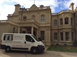 Novells Sash Windows
