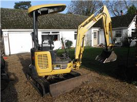 Philip Stallard, Mini Diggers, Landscaping, Groundworks