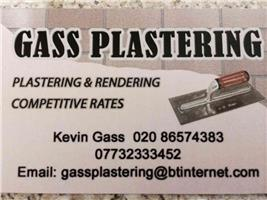 Gass Plastering & Rendering