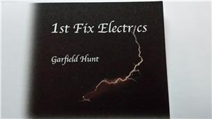 1st Fix Electrics