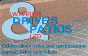 Warren Drives & Patios Ltd