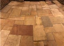 STONE FLOOR CLEANING