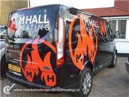 M Hall Heating Ltd