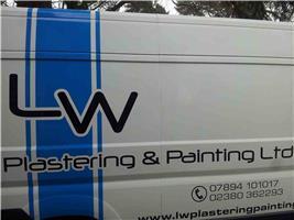 LW Plastering & Painting Ltd