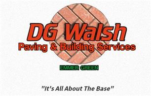 DG Walsh Paving And Building Services