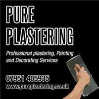 Pure Plastering & Decorating Services