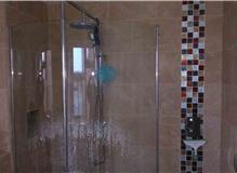New ensuite bathroom.