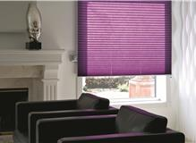 West London Blinds Pleated Blinds
