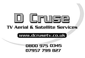 D Cruse TV Aerial & Satellite Services