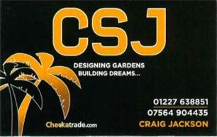 CSJ Designing Gardens, Building Dreams