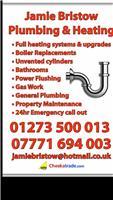 Jamie Bristow Plumbing & Heating