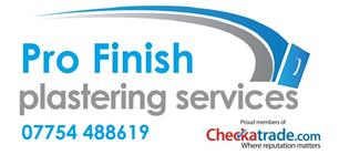 Pro Finish Plastering Services